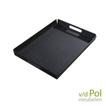 Dienblad Hokan 55 x 40 cm zwart
