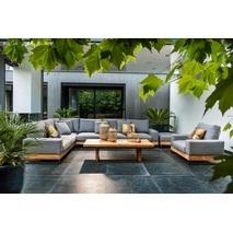 Grote loungeset Yasashii Yoi furniture