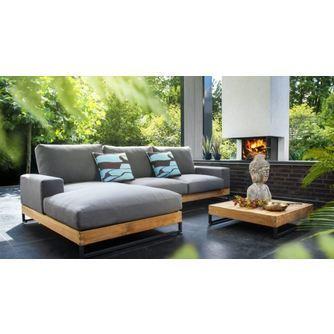 yoi-yasashii-chaise-lounge-tuin-divan-teakhout-grijze-kussens