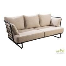 Loungebank Taiyo 3-zits YOI Furniture