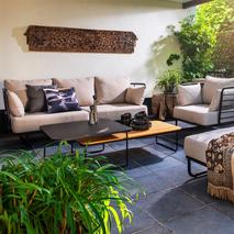 Luxe tuin loungebank Taiyo 3-zits YOI Furniture