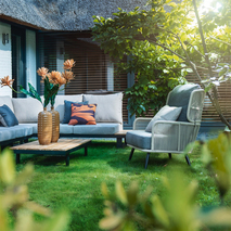 Lounge fauteuil tuin Yoi Tsubasa natural-soil