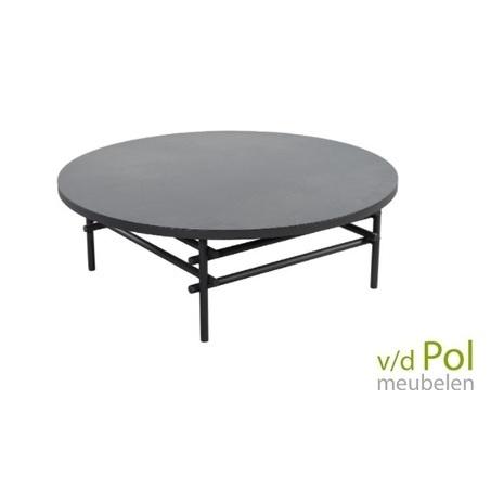 grote-ronde-salontafel-tuin-yoi-ki-grijs-aluminium-100