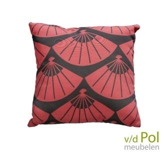 decoratie-kussen-hand-fan-rood-red-waaier-japans-oosters-buiten