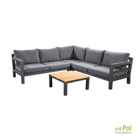 hoek-loungeset-yoi-midori-grijs-teakhout-salontafel-rechthoek-loungehoek