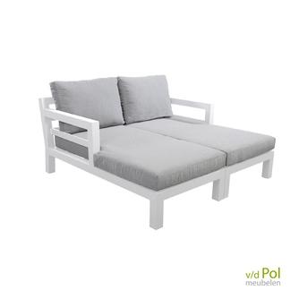 yoi-midori-loungebedden-set-tweepersoons-sunbed-wit-lichtgrijs