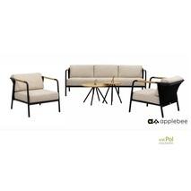 Loungeset Elle 5-delig 3-zits sofa Applebee