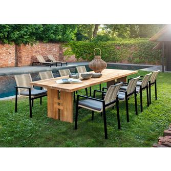 yoi-furniture-tuinset-8-persoons-zen-houten-tuintafel-300-ishi-tuinstoelen