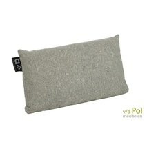 Sierkussen Milou Nature Grey