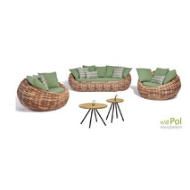 Apple Bee Cocoon lounge set Elle