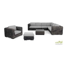Apple Bee Elements XL loungeset compleet