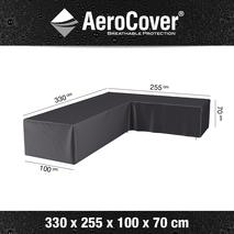 Aerocover beschermhoes loungeset hoek rechts 330x255