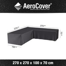 Aerocover hoes loungeset hoek 270x270 cm