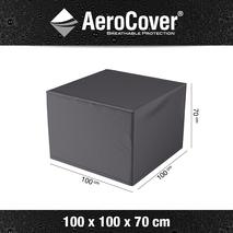 Aerocover hoes voor loungestoel 100x100 cm vierkant