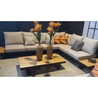 funsui-yoi-loungeset-tuin-laag-teakhout-salontafel-flax-kussens-modern