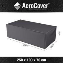 Aerocover tuinbank loungebank hoes 250x100x70