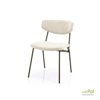 by-boo-stoel-crocket-licht-taupe-zwart-buis-frame