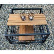 Vierkante salontafel buiten  Yoi Sora L
