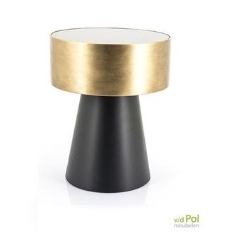 bijzettafel-bunga-by-boo-goud-zwart-rond-pion-tafeltje