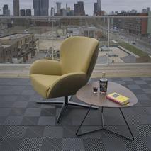 Legendary - Bree's New World fauteuil met leuning