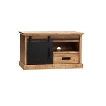 Industry - Industrieel tv meubel 110 cm