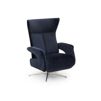 Relaxfauteuil met modern design, dat is 8016 van het Skandinavische Hjort Knudsen