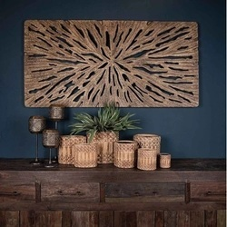 ptmd houten wandpaneel casper gegraveerd 160 x 80 cm 701936